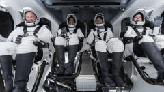 SpaceX изстреля четирима туристи в Космоса в първата по рода си тридневна мисия