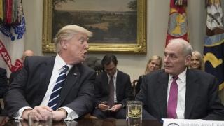 Тръмп уволнява шефа на администрацията си Джон Кели