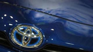 Toyota отчита скок в печалбата и приходите
