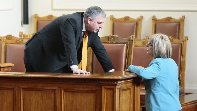 Калфин отказва да се върне депутат, искал по-свободна роля