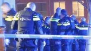 Стрелба в центъра на Амстердам