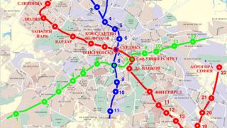 Столичани се возят с метрото след 14.30 часа