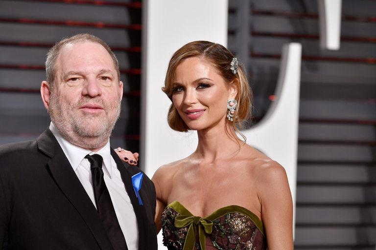 Със съпругата си Джорджина Чапмън, която е дизайнер