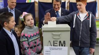 Балотаж в Кипър на 4 февруари