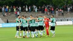 Черно море с група от 20 футболисти в Пловдив