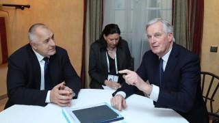 Борисов иска амбициозна многогодишна финансовата рамка на ЕС
