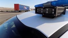 Камион се обърна във Враца, шофьорът е пострадал
