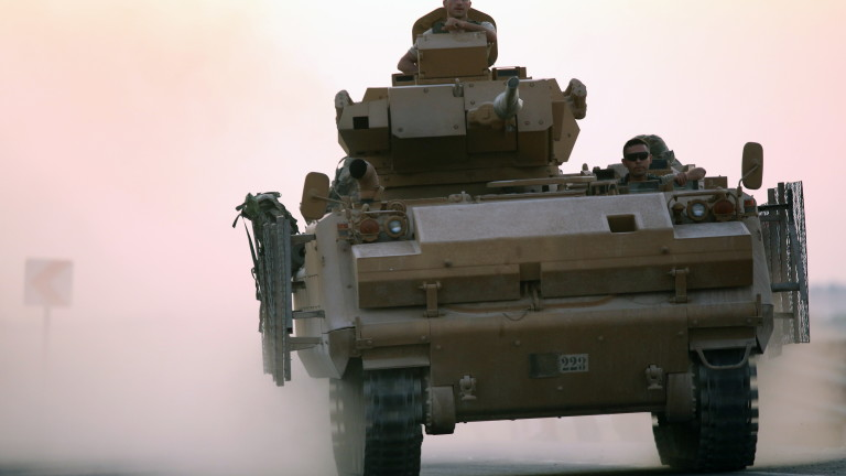 Пентагонът зове Турция да прекрати военната операция в Сирия