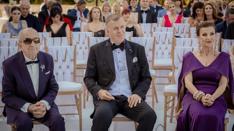 Наско Сираков и Илиана Раева отбелязват днес 36-ата годишнина от