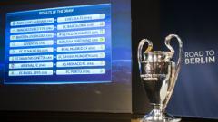 Барса и Сити, Челси и ПСЖ - черешката на тортата на 1/8-финалите в ШЛ