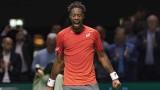 Гаел Монфис пропуска Sofia Open заради контузия