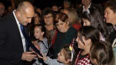 Румен Радев настоява за финансова децентрализация на общините