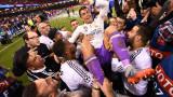 Реал (Мадрид) с най-много представители в идеалния отбор на Шампионската лига