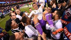 Звездите на Реал (Мадрид) окупираха идеалния отбор на Шампионската лига