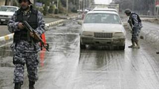 Сунити в Багдад против изграждането на стена