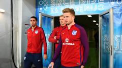 Пореден национал на Англия гори за мачовете с Германия и Бразилия