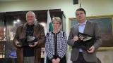 """Едуард Папазян и Бончук Андонов получиха награди за спортна журналистика """"Люпи и Мичмана"""""""