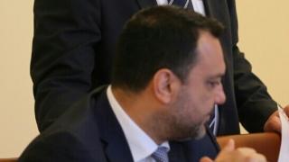 Московски не знаел, че разследват Антон Гинев