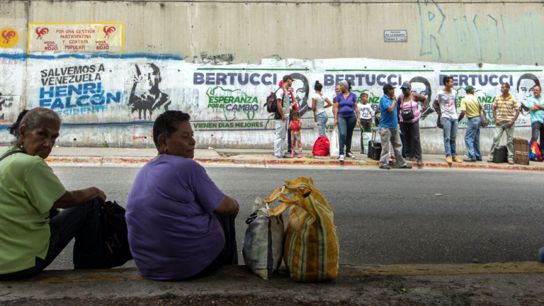 Започна гласуването на президентските избори във Венецуела, съобщава АФП. Опозицията