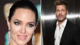 Брад и Анджелина - разводът се отлага