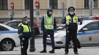 Коронавирус: Рекорден брой починали за 24 часа в Русия