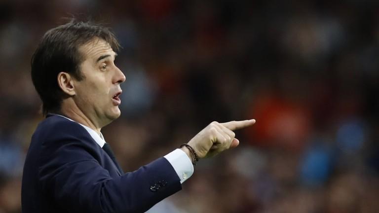 Селекционерът на Испания Хулен Лопетеги не повика нападателя на Челси