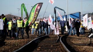 Миньорите в Полша протестират срещу целите за зелена енергия