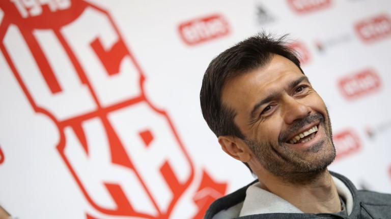 Росен Кирилов: Ще се опитаме да вземем точки в Разград