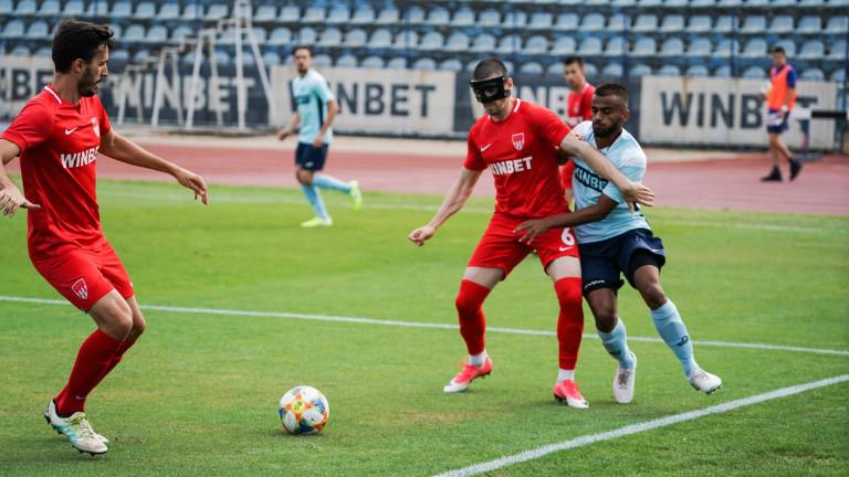 Дунав победи Царско село с 1:0 в изключително слаб мач,