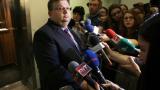 Няма опит за убийство на Пеевски, сгрешихме, обяви Цацаров