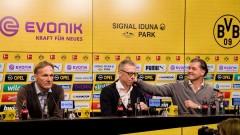 Треньорът на Дортмунд: Спокойно, ще намерим верния ритъм