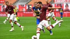 Ас на Милан се контузи