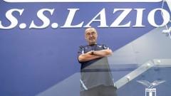 Лацио представи Маурицио Сари