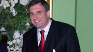 Ивайло Калфин откри паметна плоча на белгийския барон Лавеле