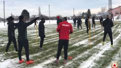 ЦСКА разкри плана за зимна подготовка