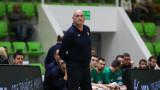 Росен Барчовски:  Играхме по-добре от Гърция 39 минути