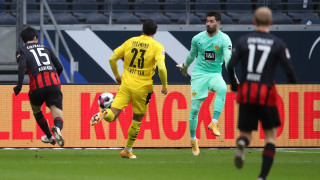 Борусия (Дортмунд) без титулярния си вратар за две седмици