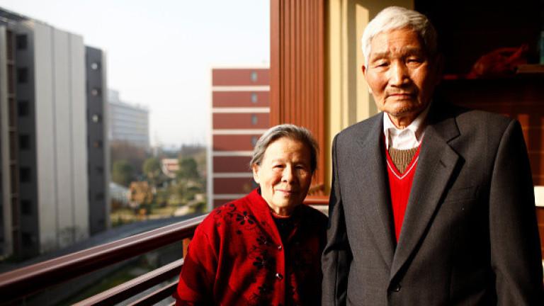 Населението на Китай застарява с все по-бързи темпове