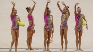Браво! Бронзов медал за гимнастичките и квота за игрите в Токио през 2020 година!