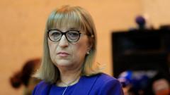 Цецка Цачева подава оставка