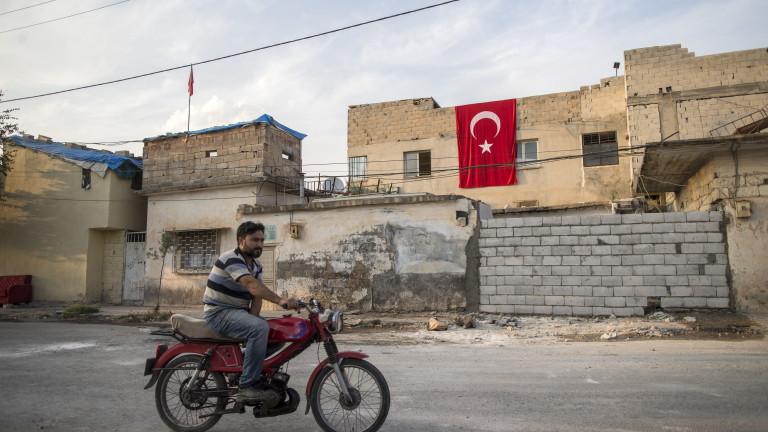 Турция и сирийските кюрди взаимно се обвиняват, че нарушават спирането
