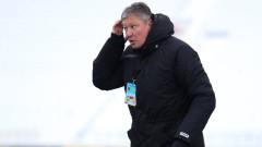 Любослав Пенев се закани на Лудогорец