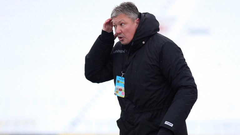 Позната седморка на Любо Пенев в ЦСКА
