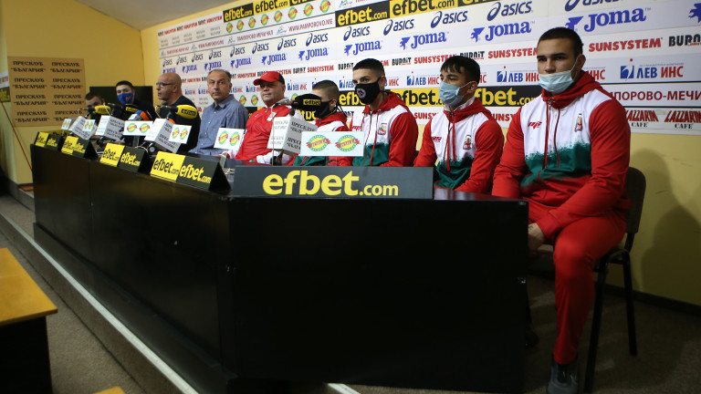 Боксът приключи 2020 година с 19 медала от европейски първенства