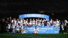 """Няма кой да спре Реал! """"Кралете"""" световни шампиони, Роналдо изригна с хеттрик! (ВИДЕО)"""
