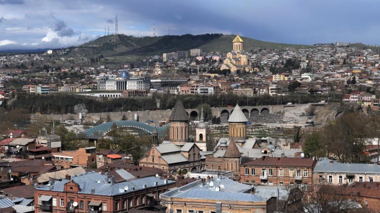 Грузия изживява истински туристически бум. За пет години борят на