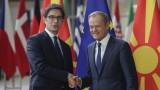 Брюксел каза на Тирана и Скопие да чакат за еврочленството
