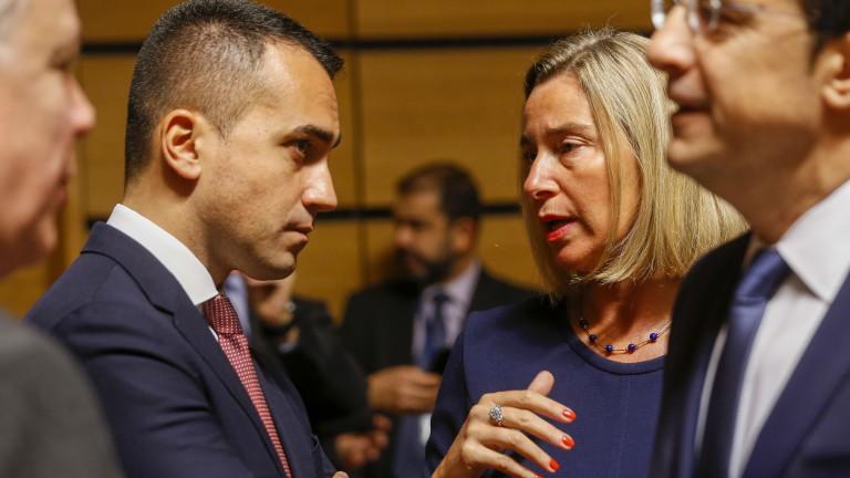 Европейският съвет бе труден и се допусна една историческа грешка.