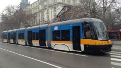 "Пуснаха отново трамвай номер 7 по бул. ""България"""