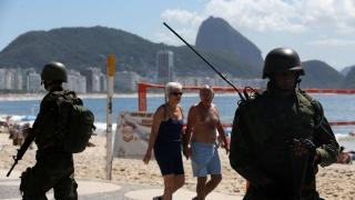 9000 военни охраняват карнавала в Рио